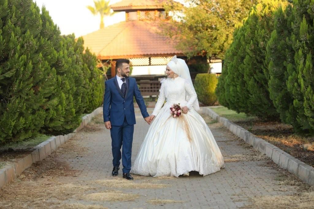 Hülya ve Salih Düğün Dış Mekan Çekimleri