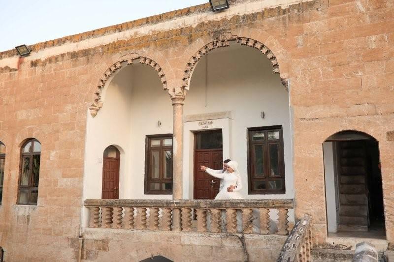 Kübra ve Mustafa Düğün Dış Mekan Çekimleri